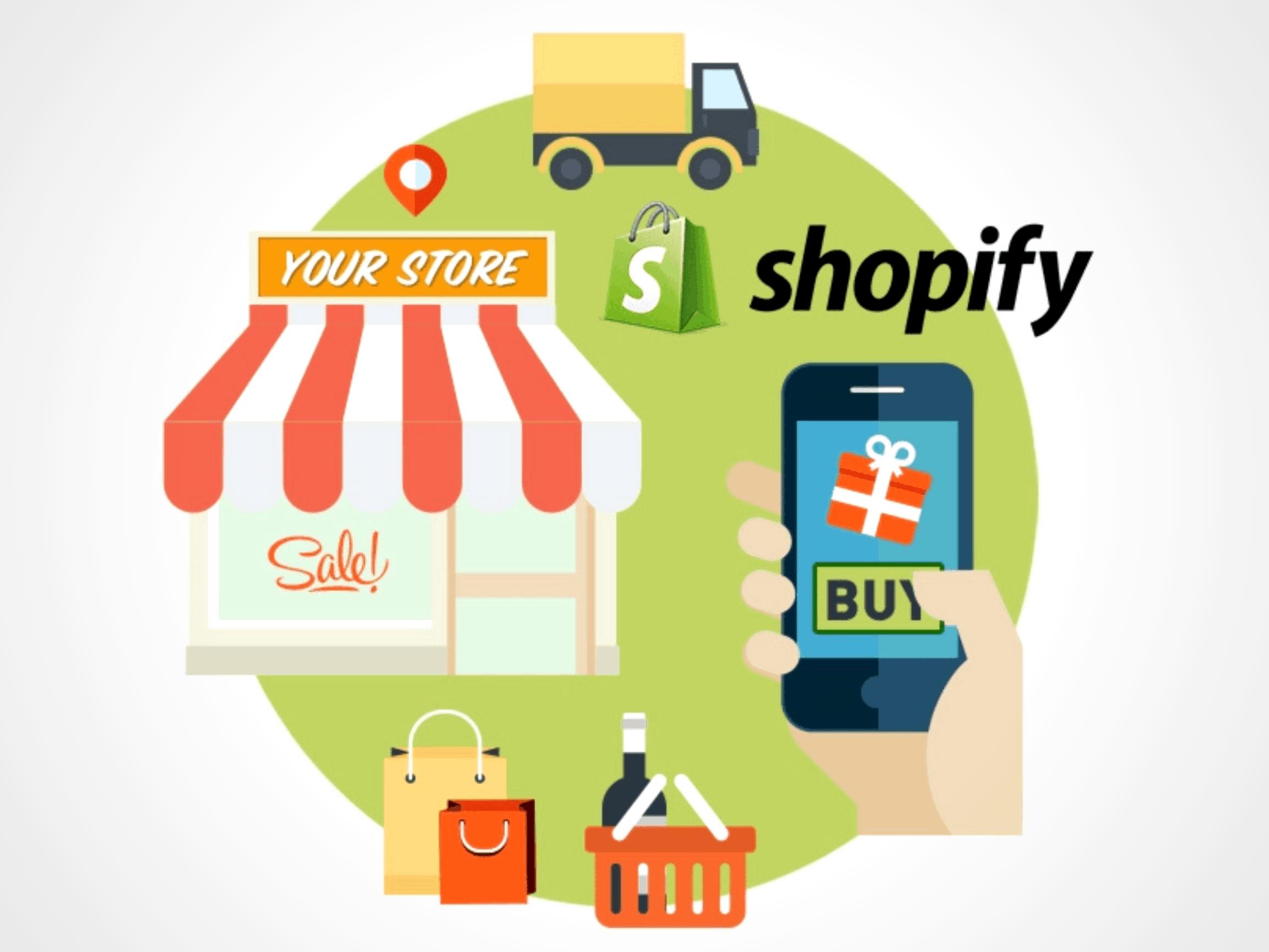 Shopify ecommerce development company Calgary